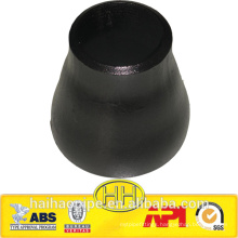 China carbon steel pipe con reducer