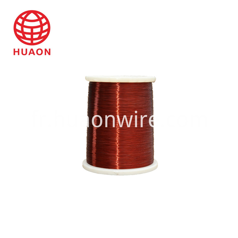 Enameled copper Round Magnet Wire 200 Degree Eiw