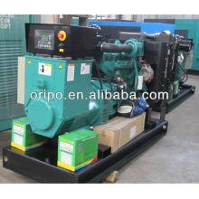 Générateur diesel d'urgence alimenté par batterie 150kva / 120kw pour usage industriel et domestique