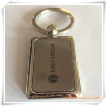 Llavero de metal para regalo de promoción (PG03097)
