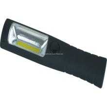 3W COB 210lm 3.7V1800mA LED rechargeable Inspecter la lampe