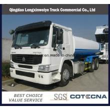 Camión cisterna de rociadores pesados Sinotruk HOWO 4X2 10cbm
