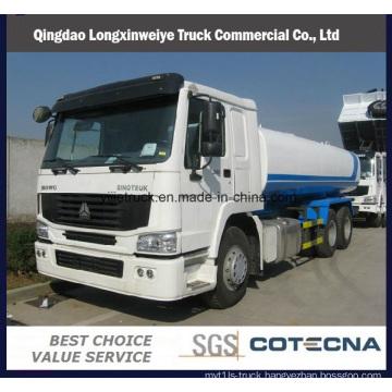 Sinotruk HOWO 4X2 10cbm Heavy Sprinkler Truck/Water Tank Truck