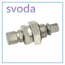 gas charging valve