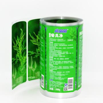 Impressão de adesivos OEM WaterprooLabels Impressão colorida