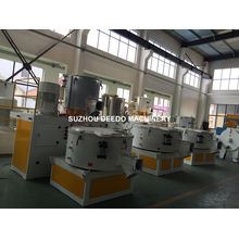 Hot and Cooling Plastic Mixer Machine