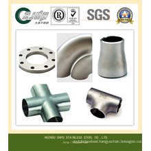 Manufacturer ASTM 304 316 Stainelss Steel Flange Pipe