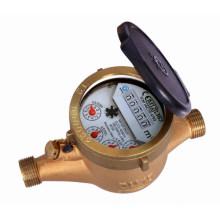Medidor de agua de chorro múltiple (mj-lfc-f1)