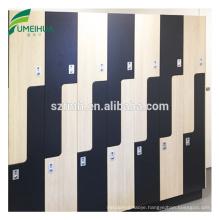 3 doors locker for changing room, dressing room locker