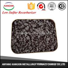 Foundry coke recarburizer-low sulfur