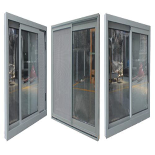 Aluminium Sliding Windows with Security Window Screening