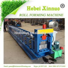 la venta caliente de China utilizó el rodillo del canal de la lluvia que formaba la máquina