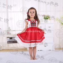 Baby Girl Summer Flower Ruffle Dresses