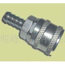 """Stahlnadel selbstsichernde 3/8 """"(10mm) Schlauchschelle"""