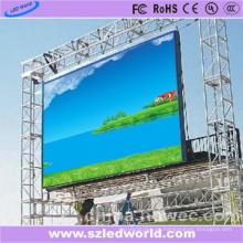 Tablero de exhibición / panel / fábrica de LED Digital al aire libre / interior para la etapa