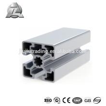 Tolerância apertada diversificada sistema de perfil de alumínio 40x40 bosch