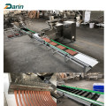 Meat Strip Forming Machine With Auto Tray System