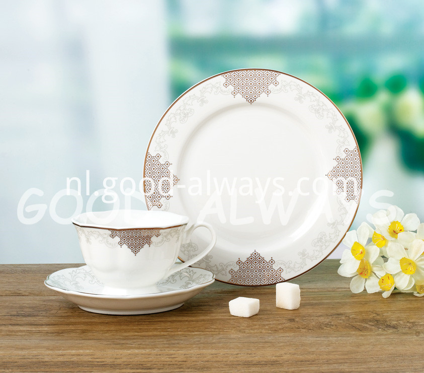 Nbc 793 Tea Set