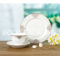 NEW BONE CHINA SET DE THÉ OR 24K