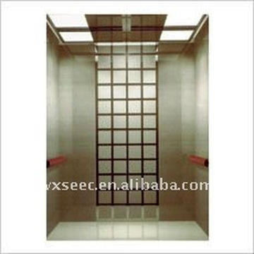 Miroir Etching Elevator for Passenger (SEE-CP06)
