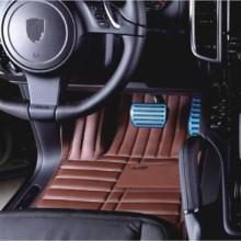 Voiture Acm101b cuir synthétique XPE de tapis pour Volvo, Jaguar