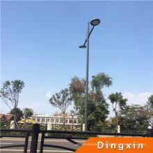 Fabricant Q235 12m haut lampadaire en acier