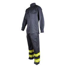 100% Cotton Fr Welding Suits For Welders Workwear