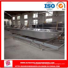 6,2 m Aluminiumboot zum Angeln mit SGS (VL21)