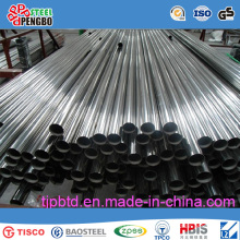 Mirror Polishen Stainless Steel Seamless Pipes