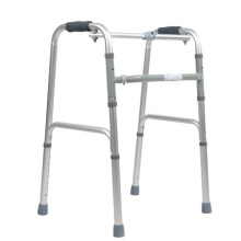 Aluminum foldable health care walking aid walker
