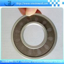 De Bonne Qualité Disque de filtre d'acier inoxydable avec la haute précision