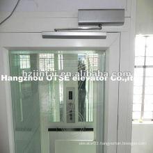 Small home elevator manual elevator