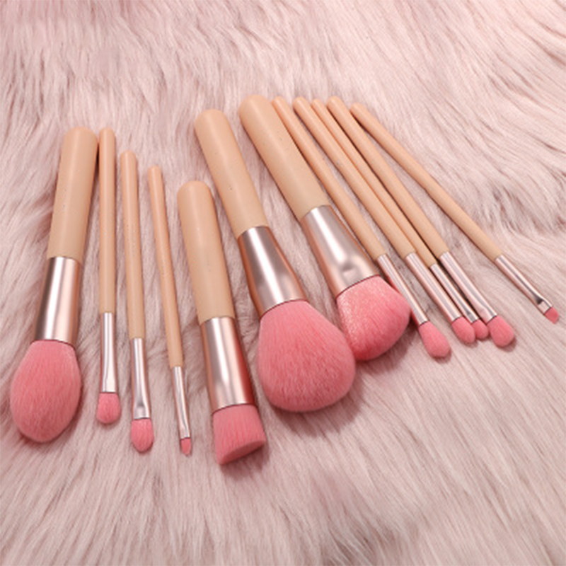 12pcs Soft Brush