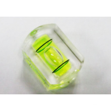 Oblate Professional Acrylic Vial (700307)