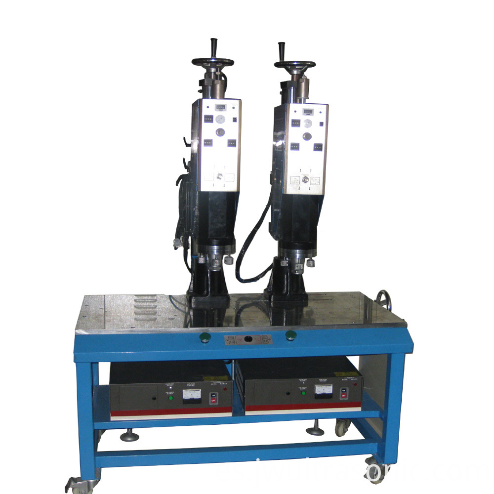 Double-end Non-standard Ultrasonic Welding Machine