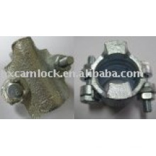 Interlocking clamp (2 bolts or 4 bolts)