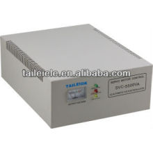SVC-S High accuracy full-automatic AC voltage stabilizer SVC-S500VA 220v