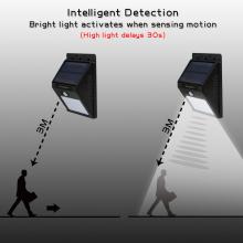 20 LED Motion Sensor Energy Saving Solar Light