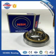 Roulement à rouleaux cylindrique original du Japon NSK superbe de précision (NU1021M)