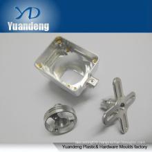 CNC aluminum parts CNC service CNC unmanned aluminum toys