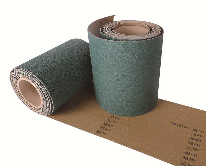 ZK326X Abrasive Cloth