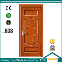 Customize PVC Wood MDF Door with Glass for Houses Projects