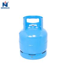 Cilindro de gás de 6kg 14.4L lpg para cozinhar ou acampar