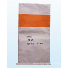 Seam Bottom Paper Bag for Feed, Food Additives, Feed Additives 20/25 Kg
