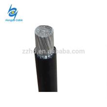 Cable cuádruplex de servicio ABC Cable secundario UD