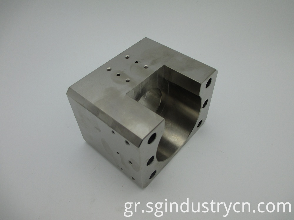 Cnc S45c Sprue Bushing Of Mould Parts