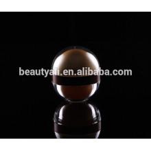 70g Роскошная акриловая косметическая упаковка Jar сливк