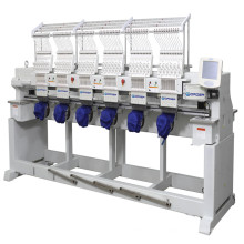 Заказать машина вышивки крышки для 6 заведующий промышленным ценам текстильные машинной вышивки