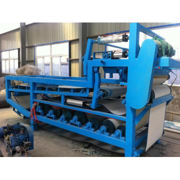 Filtre de presse inoxydable de cadre de plaque de courroie hydraulique automatique