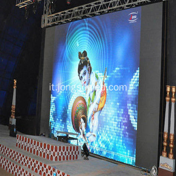 Display LED RGB per interni all'aperto